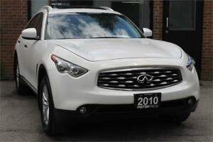 2010 INFINITI FX35 AWD Premium *ONTARIO CAR, NO ACCIDENTS, 88KM*