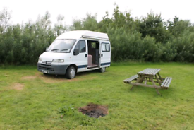 Wanted campervan