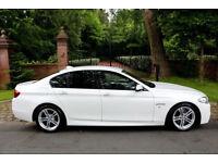 65 PLATE BMW 525d M SPORT LCI AUTO DIESEL 1 PREV OWN 52,649 MILES FBMWSH