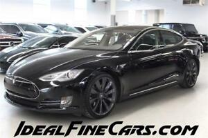 2012 Tesla MODEL S P85 SIGNITURE SERIES/21IN WHEELS/WINTER PKG