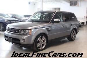 2011 Land Rover Range Rover Sport HSE/NAV/PUSH START/HEATEDSTEER