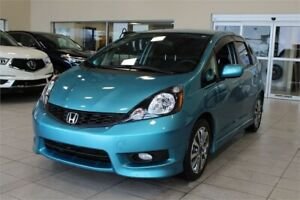 2014 Honda Fit Sport - BEST IN CLASS FUEL ECONOMY