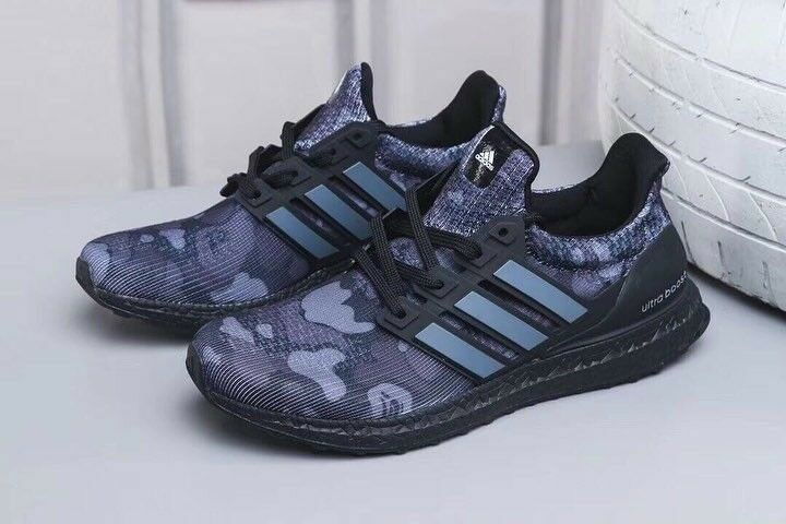 finest selection 28a42 02e68 Bape x Adidas Ultraboost 4.0 Black Camo (Size UK 8) | in Sheffield, South  Yorkshire | Gumtree