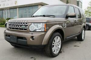 2011 Land Rover LR4 LUX|7 SEATER|NO ACCIDENT