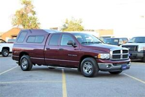 2003 Dodge RAM 2500 Crew Cab 8FT SLT LOW KMS|Certified+2 YEAR W