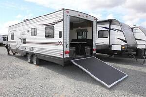 2017 Pioneer Toyhauler RG26- Only $27,900 Freight and PDi INCLUD