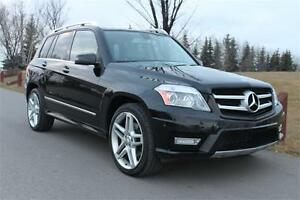2011 Mercedes GLK 350 AWD Warranty till Sept 2018