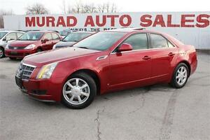 2008 Cadillac CTS !!! LEATHER !!! SUNROOF !!!