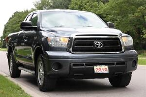 2010 Toyota Tundra CREW CAB 4x4 SR5 5.7L *NO ACCIDENT* 6th SEAT