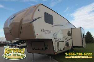 New 2018 Forest River Flagstaff Super Lite 526 RLWSC 5th Wheel