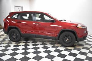 2017 Jeep Cherokee SPORT-BLUETOOTH*HEATED SEATS*CRUISE