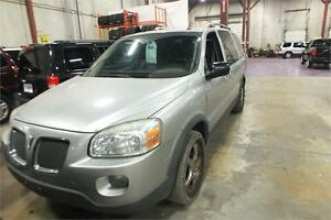 "2006 Pontiac Montana SV6 w/1SA   ""AS-IS"""