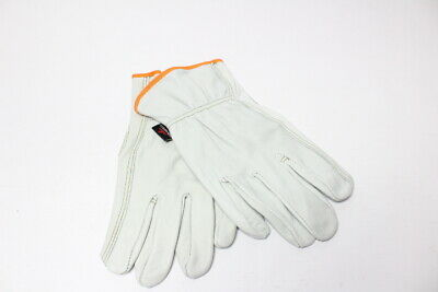 Mcr Safety Leather Cowhide Gloves 2xl 3211xxl - Pair