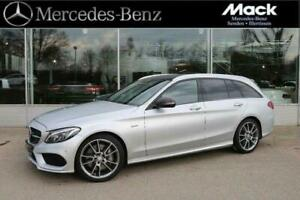 Mercedes-Benz C 450 AMG T 4Matic *DISTRONIC*Pano.*LED*Designo