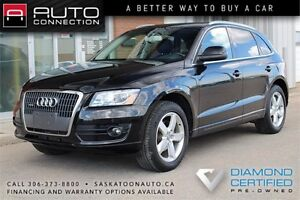 2012 Audi Q5 Premium Plus ** AWD ** NAV ** PANORAMIC MOONROOF **