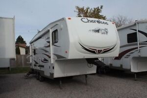 2011 Forest River Cherokee Fifth Wheel