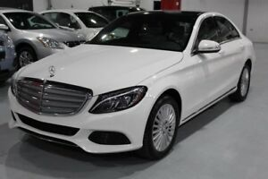 Mercedes-Benz C-Class C300 4D Sedan 4MATIC 2015
