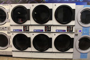 Online auction of Laundry facility