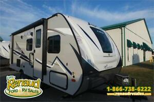 New 2018 Coachmen Apex NANO 193 BHS Travel Trailer