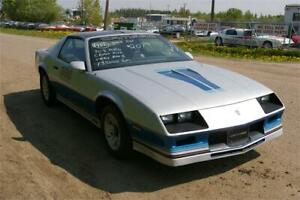 1982 Indianapolis 500 Pace Car  Z28 Cross Fire Injection