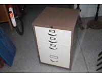 bisley metal storage multi drawer cabinet