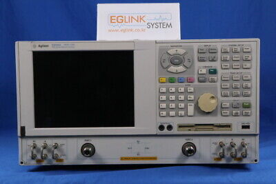Agilent E8356a Network Analyzer Pna 300khz To 3ghz