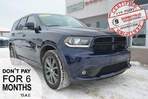 2018 Dodge Durango GT- GREAT CONDITION, ONLY 32,282 KM, SUNROOF
