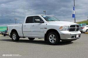2015 Ram 1500 SLT! ECO DIESEL! LOW KMS! TOW PACKAGE!