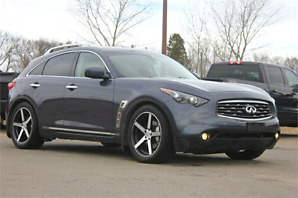 2009 Infiniti FX 50S V8 LOADED WITH TECH PACKAGE SUV, Crossover