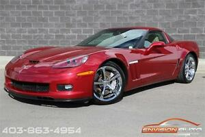 2012 Chevrolet Corvette GRAND SPORT 3LT - DUAL ROOF - MAG RIDE