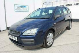 image for Ford Focus 1.6 TDCi LX 5dr Estate Diesel Manual