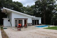 Costa Rica rental house 1400 sq/ft 3 bedrooms + private pool