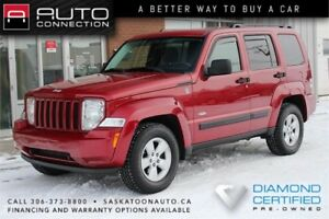 2010 Jeep Liberty Sport 4x4 ** SUPER LOW KM **