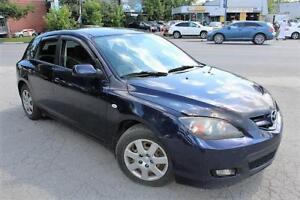 2008 Mazda Mazda3 GX,139000KM, $3695-LOW KILO