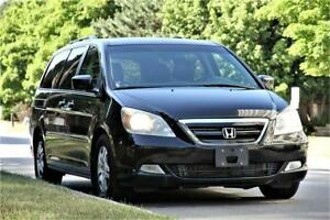 2007 Honda Odyssey TOURING *NAVI CAM LEATHER ROOF DVD !* LOADED