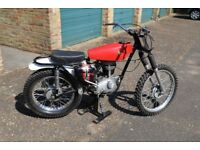 1960 BSA C15 Trials Project - Pre 65 Trials