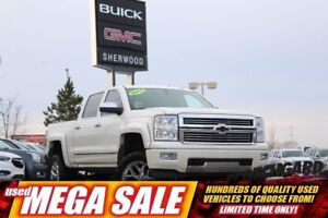 2015 Chevrolet Silverado 1500 High Country 6.2L| Cust Lift/Flare