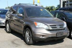 2011 Honda CRV EXL 4WD w/ NAVIGATION LEATHER SUNROOF BACKUP CAM