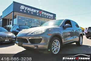 2011 Porsche Cayenne S ALL WHEEL DRIVE, ACCIDENT FREE w/ NAVI