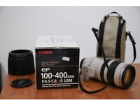 CANON 100-400 mm f/4.5-5.6L IS USM