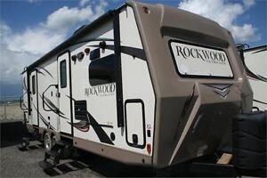 SPRING CLEARANCE!!HOT DEAL!!ROCKWOOD ULTRALITE 2608WS!!