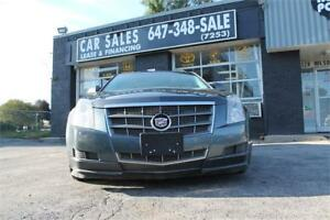 2010 Cadillac CTS Sedan, AWD, fully loaded