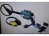Minelab .Excalibur II Proffesional Metal Detector