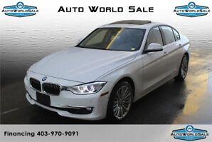 2014 BMW 328I XDRIVE| EXEC PACK | NAVI | 360- CAMERA | DRIVE ASS