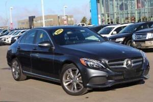 2015 Mercedes-Benz C-Class C 300 AWD, Low Kms Great Condition !!