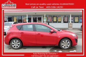 2010 Mazda Mazda3 GX 2 SET TIRES FIRE SALE!!! PRICE DROPPED$1000