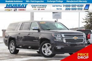 2017 Chevrolet Suburban 4WD*NAV SYSTEM,HEATED SEATS,REMOTE START