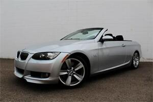 2009 BMW 335 I CONVERTIBLE  CERTIFIED   LOW MILEAGE