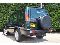 LAND ROVER DISCOVERY TD5 ES 5STR (green) 2003
