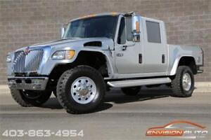 SOLD!!!!!!!!!! INTERNATIONAL MXT 4X4 \ ONE OWNER \ ONLY 5,200KMS